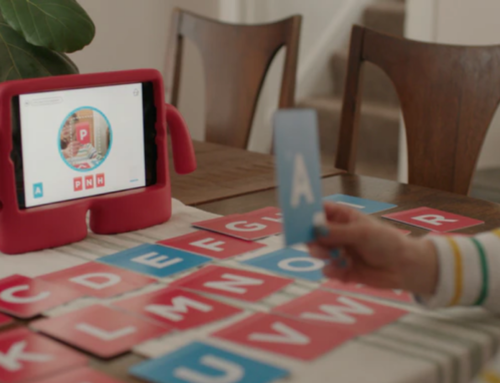 This Steve Jobs-Favored Education Startup Made Smart Flash Cards To Help Kids Teach Themselves